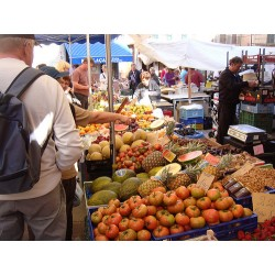 Mercado de Sineu i Formentor